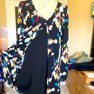 White House Black Market Sunglow dress 10